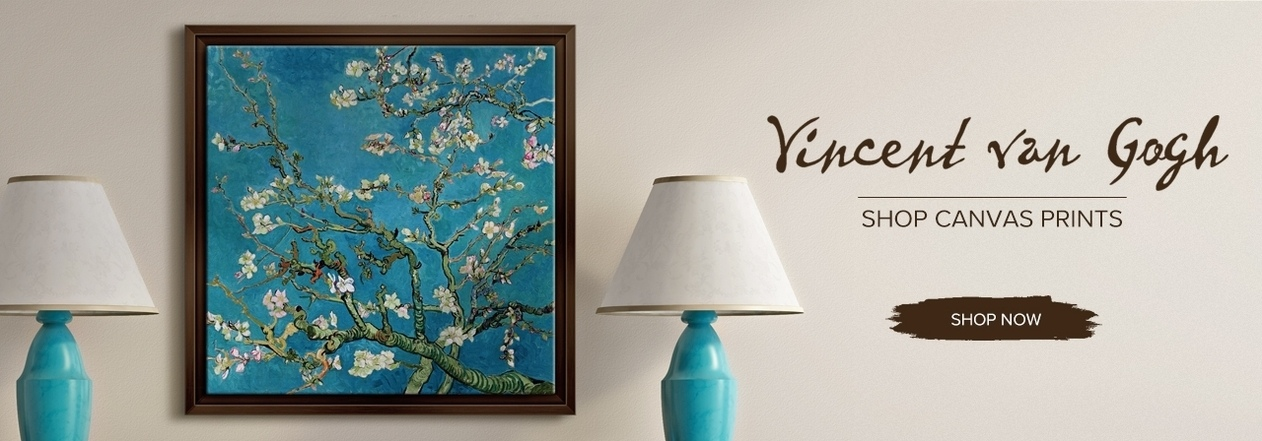 Shop Vincent van Gogh Canvas Prints