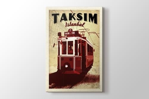 Taksim görseli.