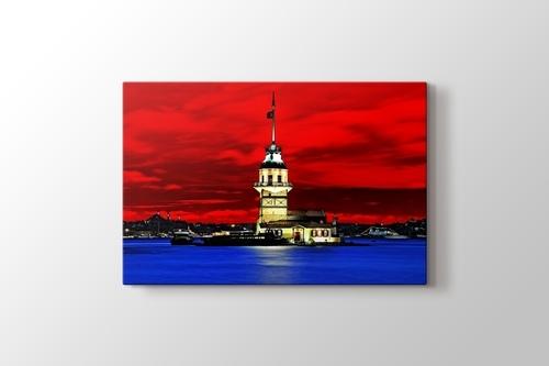 Kız Kulesi - İstanbul görseli.