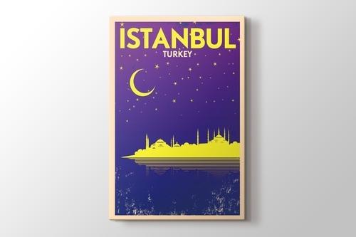 Istanbul Silhuette görseli.