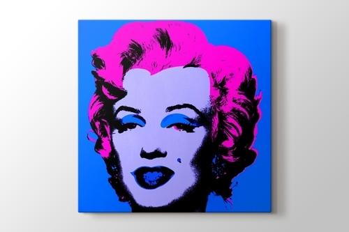 Marilyn in Blue görseli.