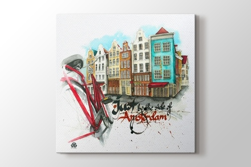 Cities Amsterdam görseli.