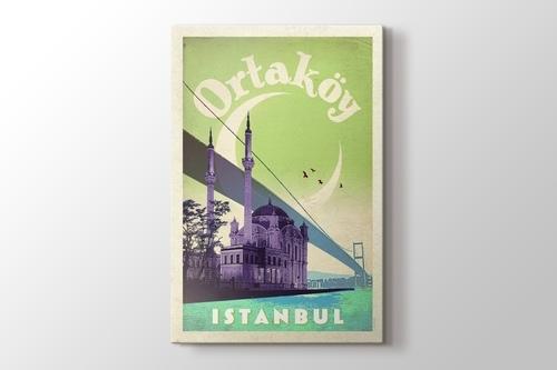 İstanbul Ortaköy görseli.