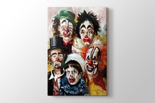 Clowns görseli.
