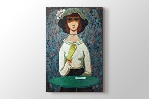Woman with Cigarette 2 görseli.