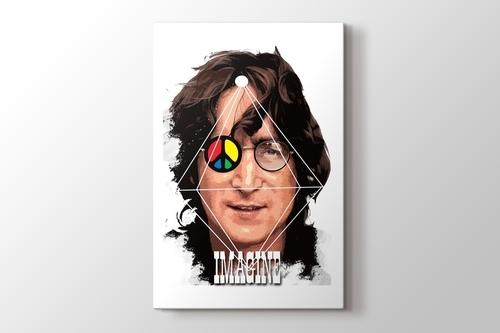 John Lennon görseli.