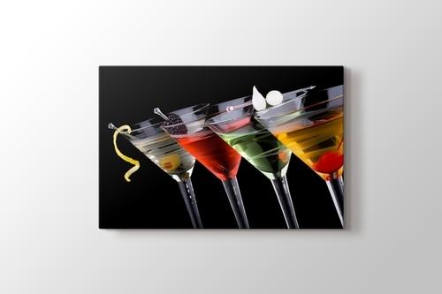 Dört Renk Kokteyl görseli.