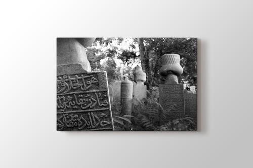 Ottoman Grave Stones görseli.
