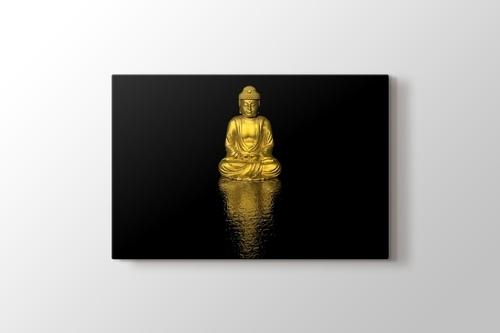 Buddha Heykeli görseli.