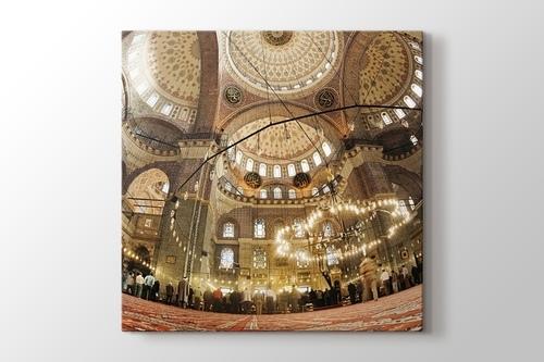 İstanbul - Sultanahmet Camii görseli.