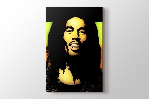 Bob Marley PopArt görseli.