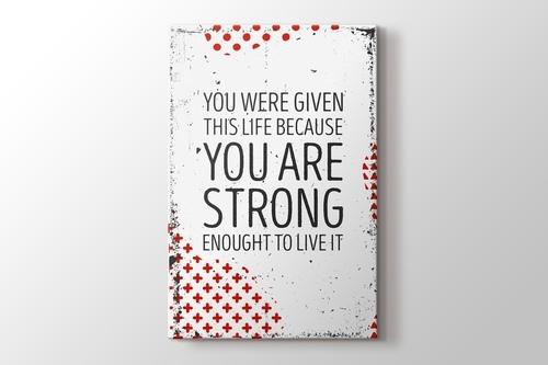 You Are Strong görseli.
