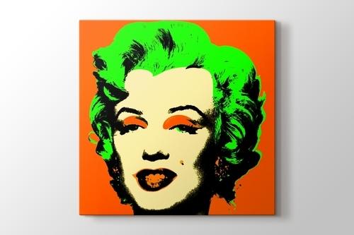 Marilyn in Orange görseli.
