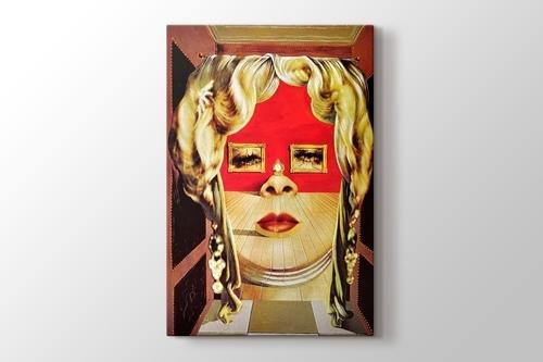 Face of Mae West görseli.