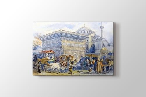Tophane Çeşmesi - İstanbul görseli.