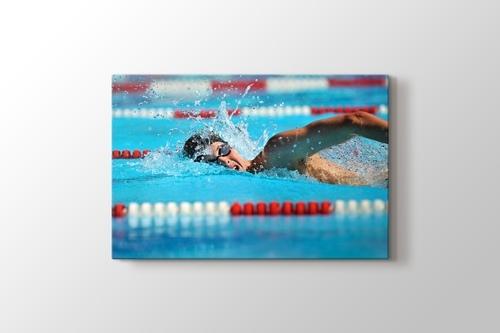 Serbest Yüzme görseli.
