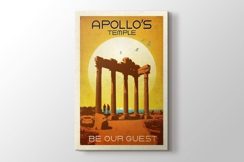 Apollon Tapınağı görseli.