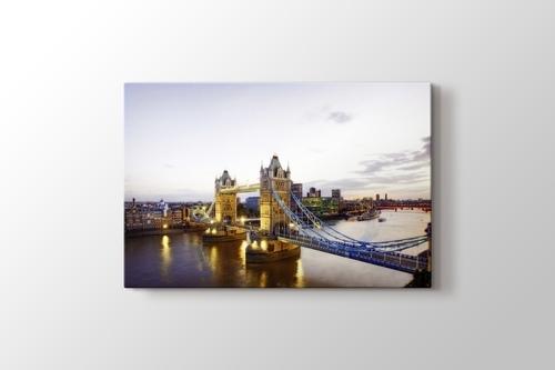 Londra Köprüsü görseli.
