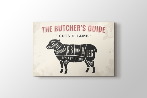 The Butcher's Guide Lamb görseli.