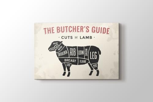 The Butcher's Guide Lamb görseli.