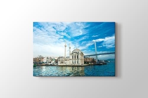 Boğaziçi ve Ortaköy Cami görseli.
