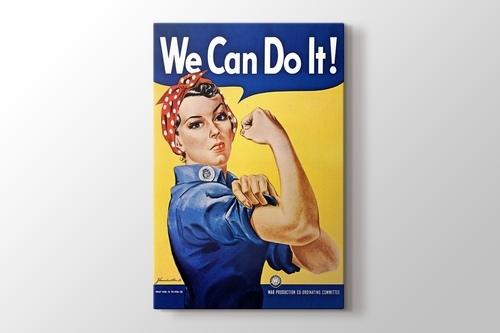 We Can Do It görseli.