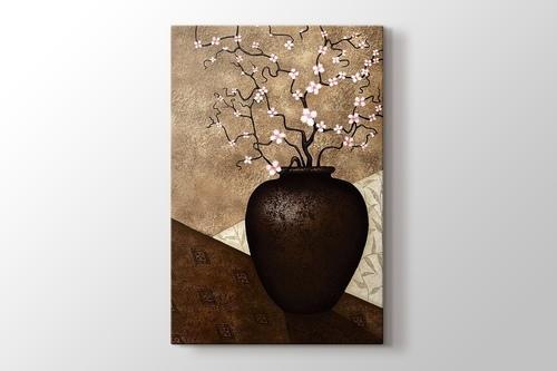 Cherry Blossom in Vase görseli.