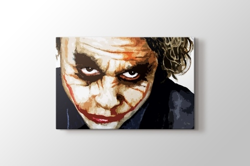 Batman - The Joker - Heath Ledger görseli.
