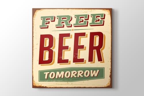 Yarın Bedava Bira görseli.