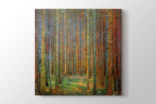 Tannenwald - Çam Ormanı görseli.