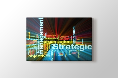 Stratejik görseli.