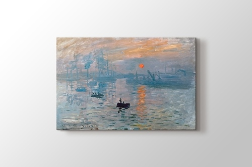 Impression Sunrise 1872 görseli.