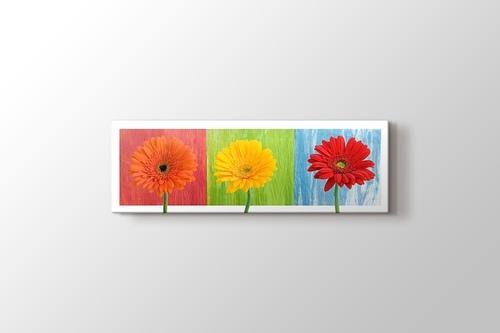 Flower PopArt görseli.