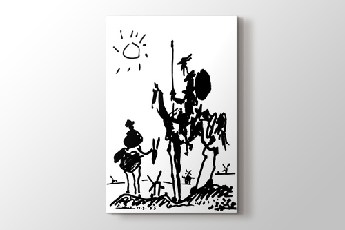 Don Quixote görseli.