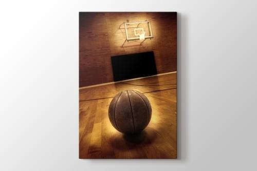 Basketbol Sahası görseli.