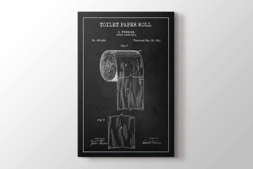 Toilet Paper Roll Patent görseli.
