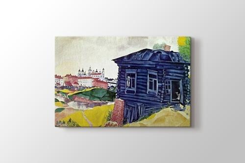 The Blue House görseli.