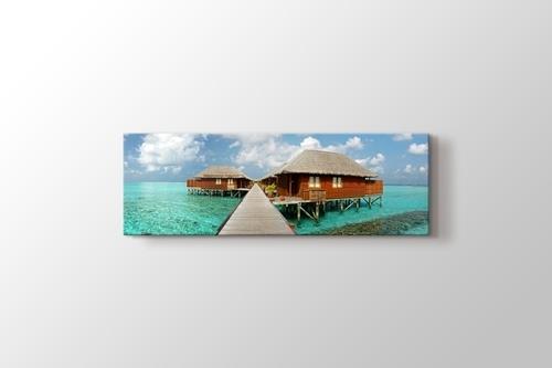 Maldives - Meeru Island görseli.