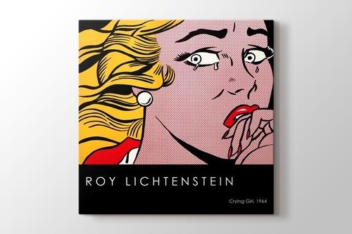 Crying Girl 1964 görseli.