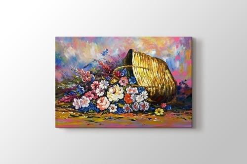 Flower in the Basket görseli.