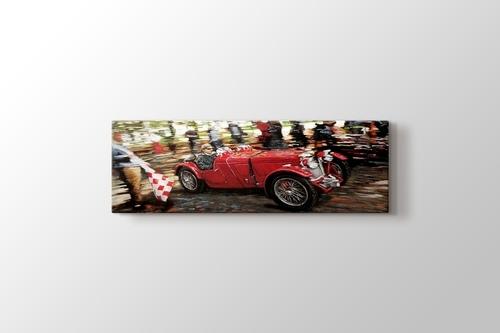 Red Race Car görseli.