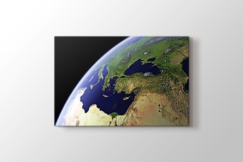 Turkey From Space görseli.