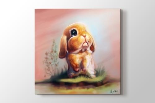 Küçük Tavşan görseli.