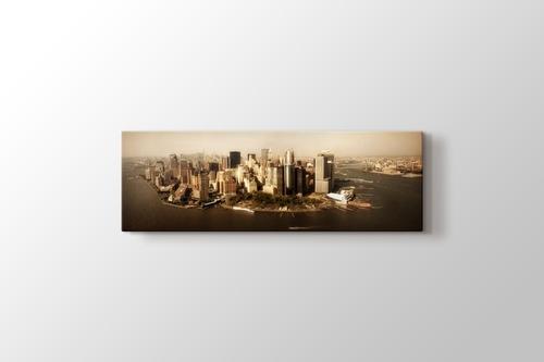 Manhattan Panorama görseli.