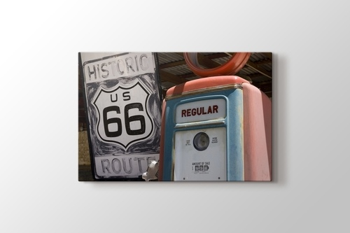 Benzin Pompası görseli.