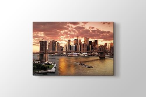 Brooklyn Bridge Sunset görseli.