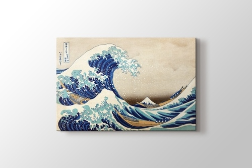 The Great Wave görseli.