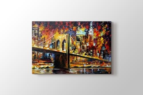 Brooklyn Köprüsü görseli.