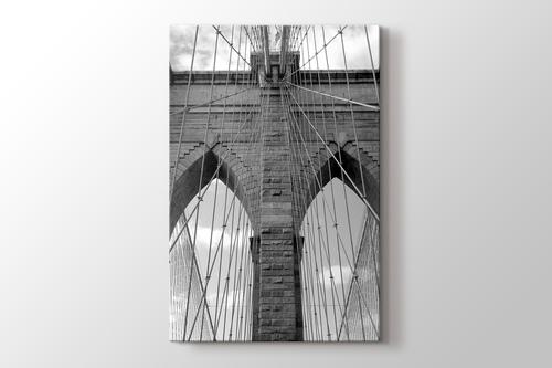 Brooklyn Bridge görseli.