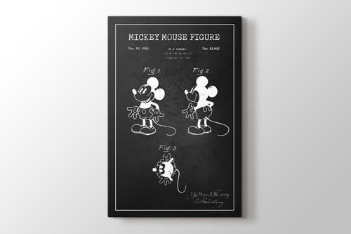 Mickey Mouse Patent görseli.